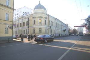 ул. Воздвиженка